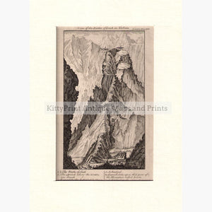 View Of The Baths Leuk In Vallais 1778 Kittyprint Prints