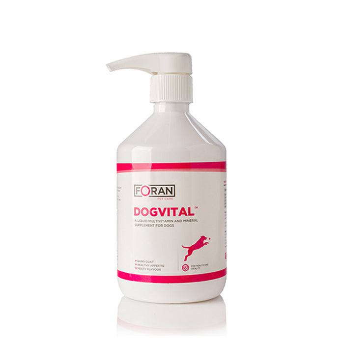 Foran Pet Care Dogvital Multivitamin Liquid