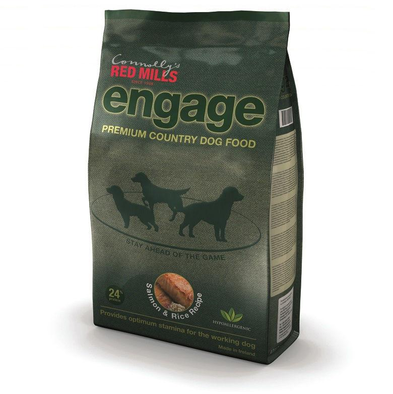 Red Mills Engage Salmon & Rice dog food - RedMillsStore.ie