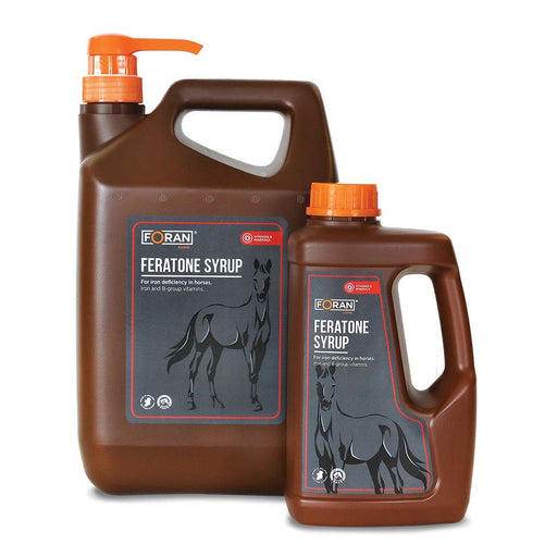 Foran Equine Feratone Syrup - RedMillsStore.ie