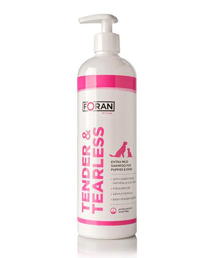 Foran Pet Care Tender & Tearless Shampoo - RedMillsStore.ie