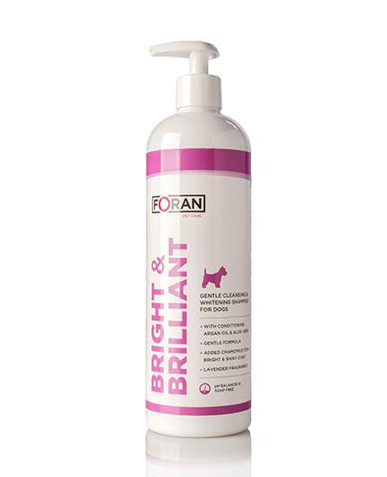 Foran Pet Care Bright & Brilliant Shampoo - RedMillsStore.ie
