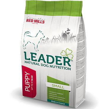 Red Mills Leader Puppy Small Breed dog food - RedMillsStore.ie