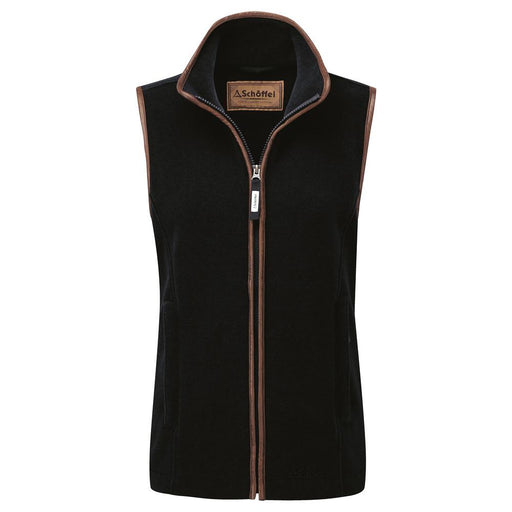 Schoffel Lyndon Fleece Gilet Navy - RedMillsStore.ie