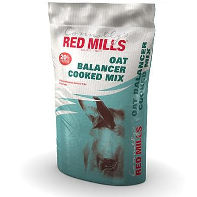 Red Mills 20% Oat Balancer Cooked Mix 25kg - RedMillsStore.ie