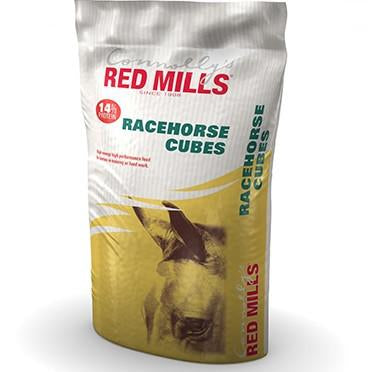 Red Mills 14% Racehorse Cubes 25kg - RedMillsStore.ie