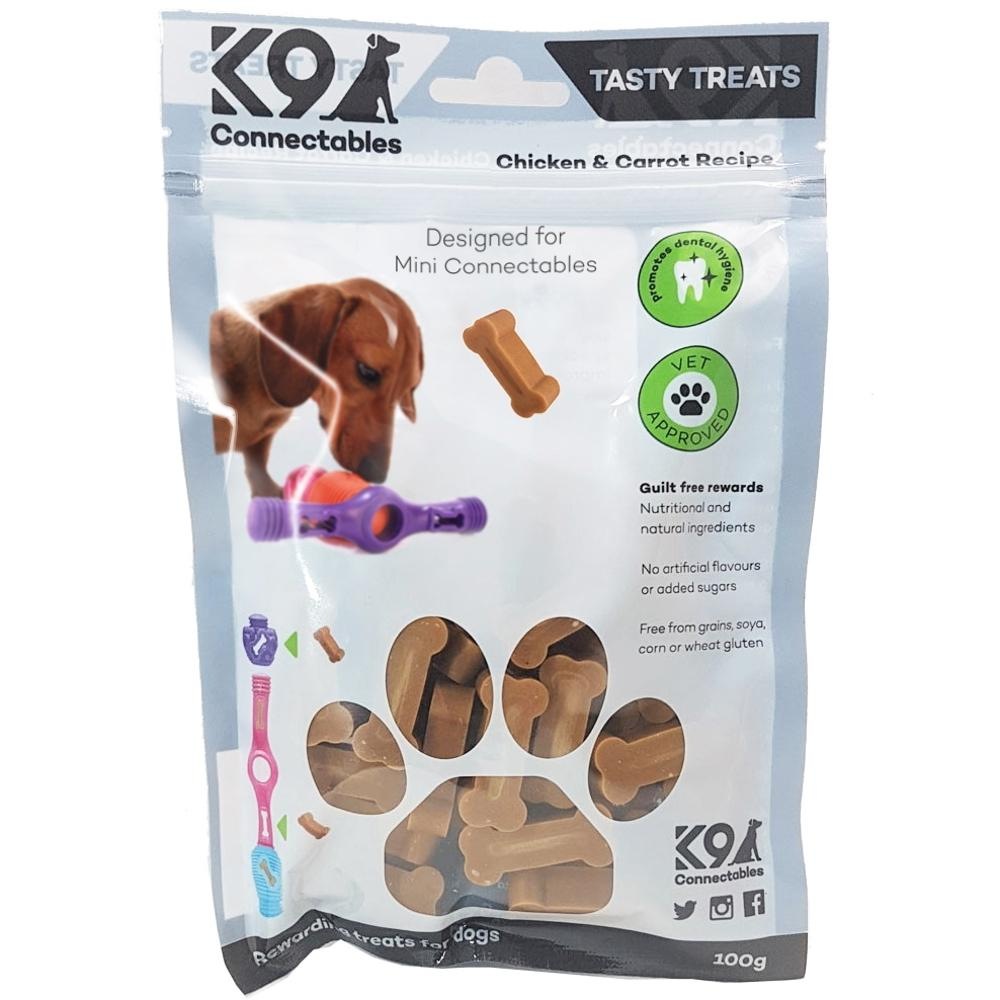 K9 Connectables Tasty Treats Chicken-Carrot Small