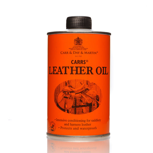 Carr & Day & Martin Carrs Leather Oil - RedMillsStore.ie