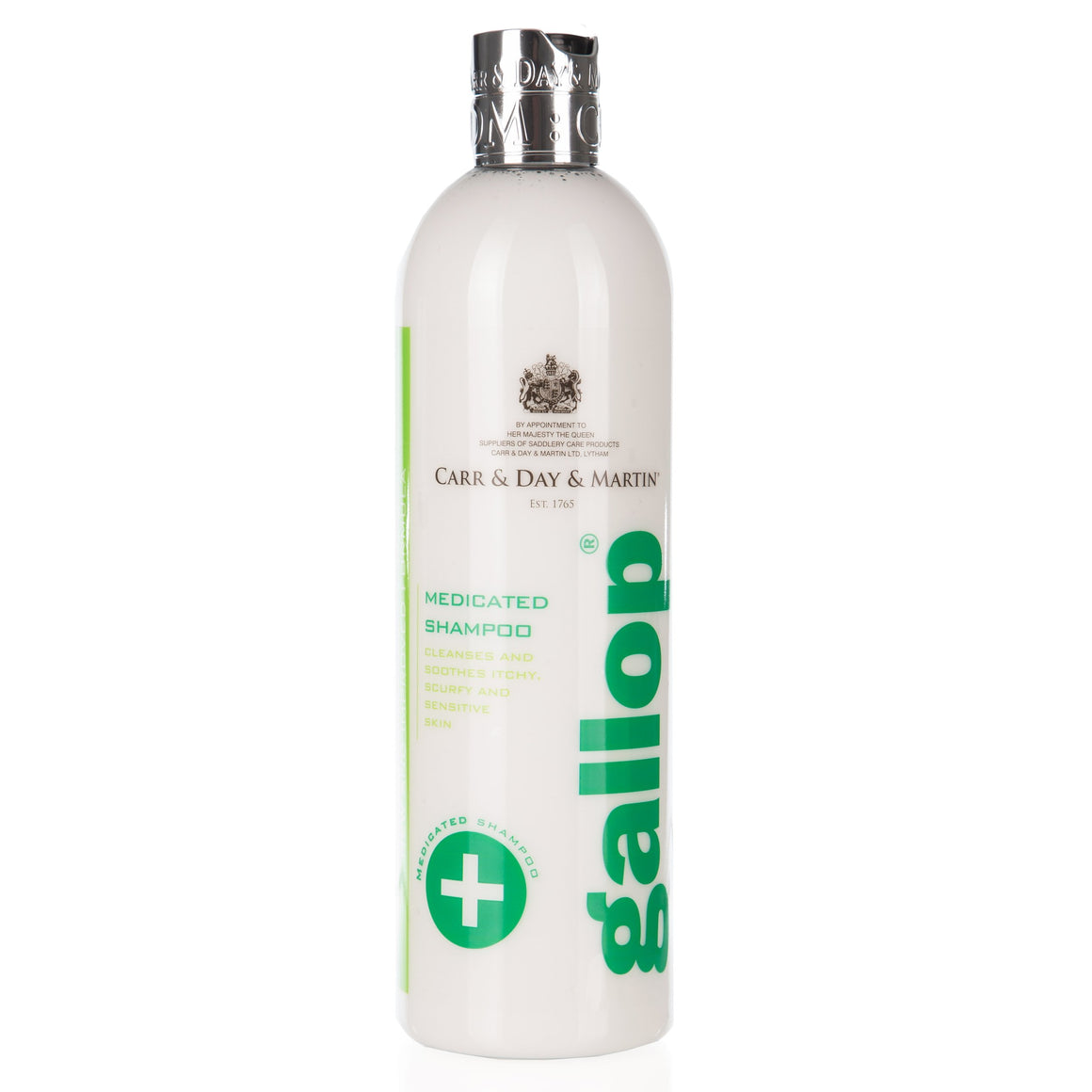 Carr & Day & Martin Gallop Medicated Shampoo 500ml - RedMillsStore.ie