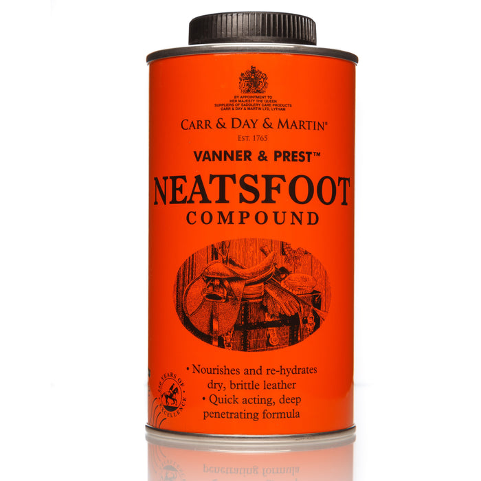 Carr & Day & Martin Vanner & Prest Neatsfoot Compound - RedMillsStore.ie