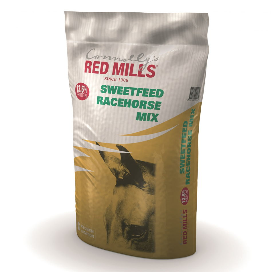 RED MILLS 12.5% Sweetfeed Racehorse Mix