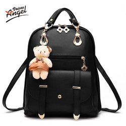 New Arrival High Quality PU Leather Women Backpack