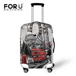 Novel Design travel luggage suitcase cover storage bag case cover thick protective 18-30 inch Travel Accessories