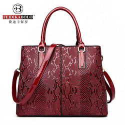 Luxury Brand Tote Women Handbag