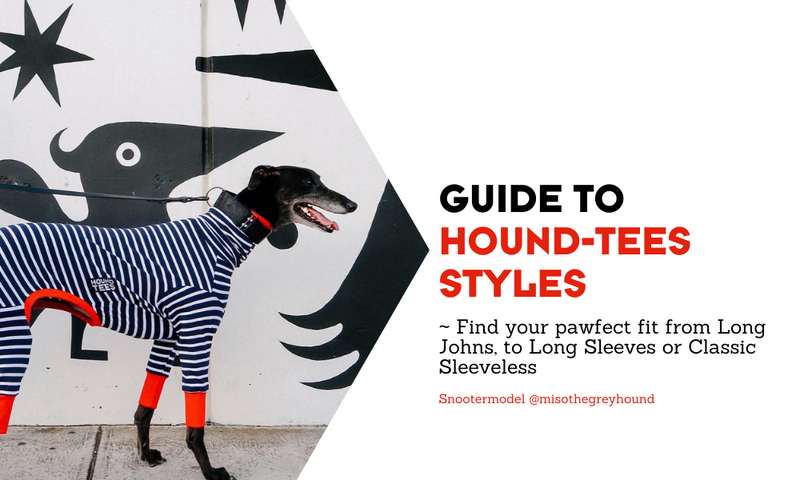 Guide to Hound-Tees Styles