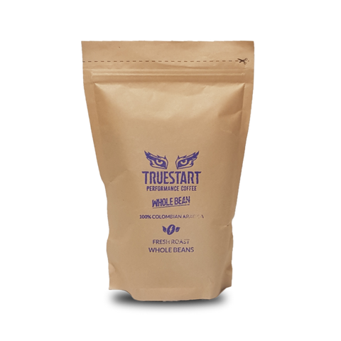 TrueStart Whole Bean Coffee (200g)
