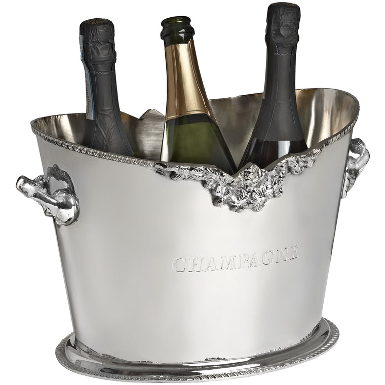 Large Oval Champagne Cooler