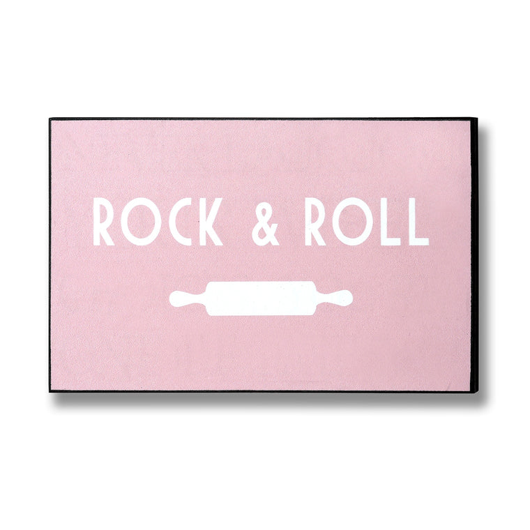Rock And Roll Plaque