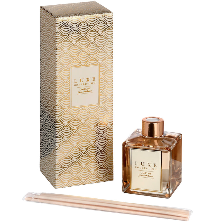 Gold Leaf Home Diffuser By LUXE Collection