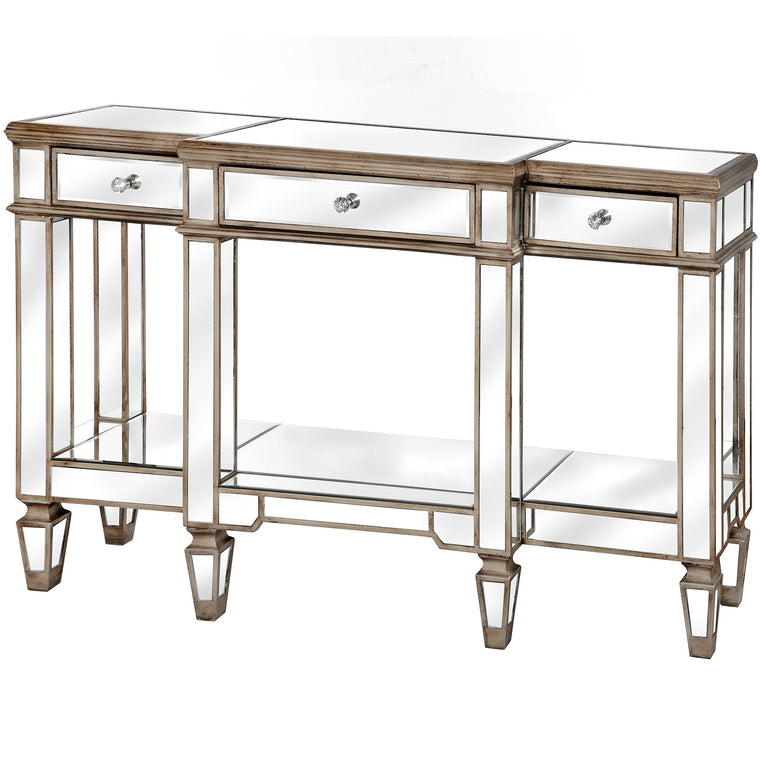 The Belfry Collection Mirrored Display Console (PRE-ORDER)