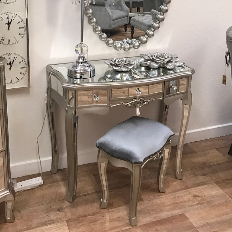 Argente Mirrored Dressing Table
