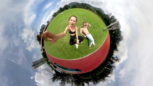 FusionLens 360 photos, panorama, little planet, multi-lens for iPhone.