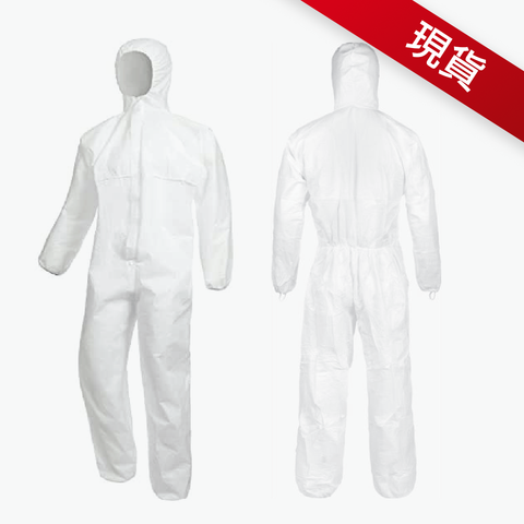 Descleanman® 防護衣 台灣製|Protective Coverall Made in Taiwan
