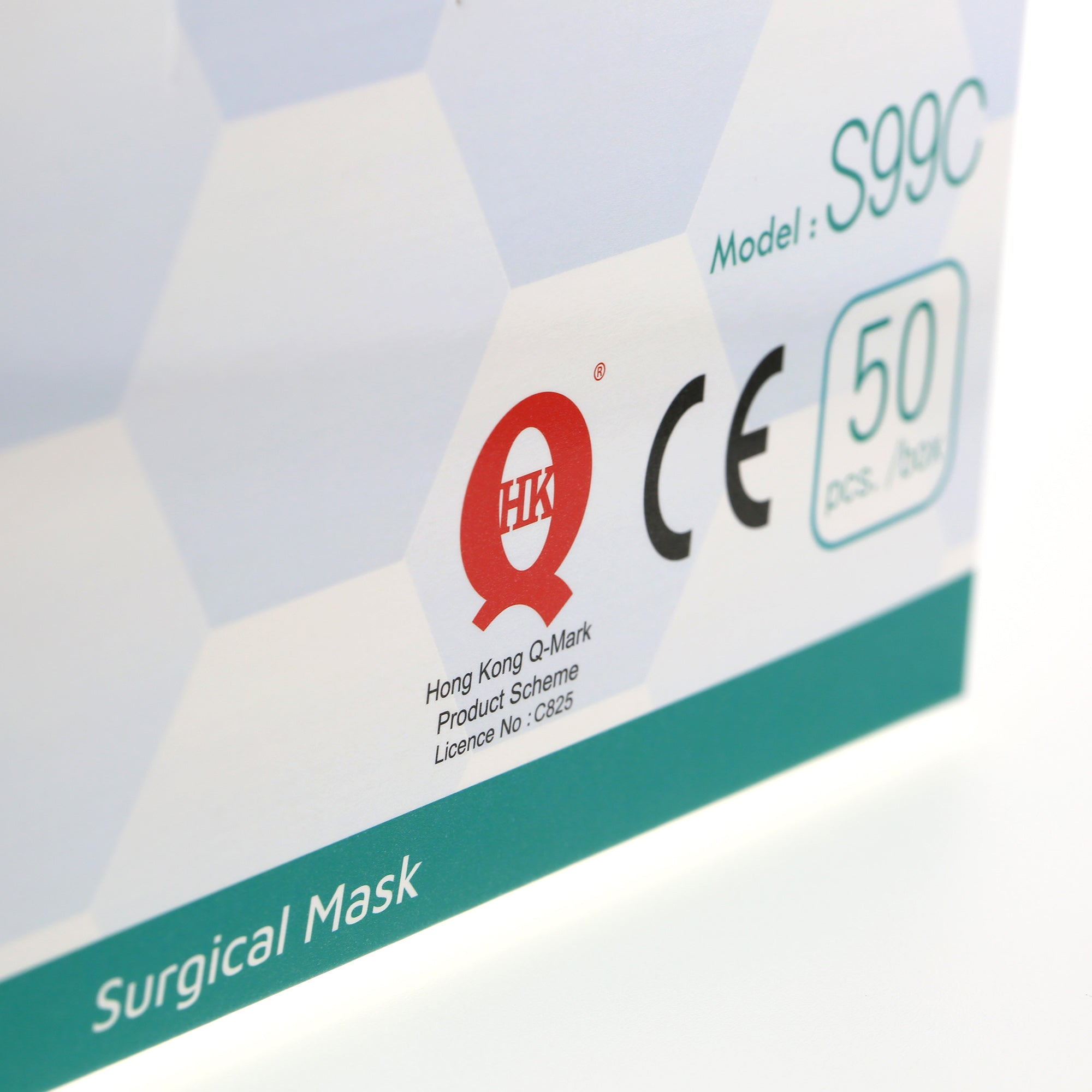 Sunlight Disposable 3-Ply Mask (50 pcs) for Kids【 Made in HongKong 】