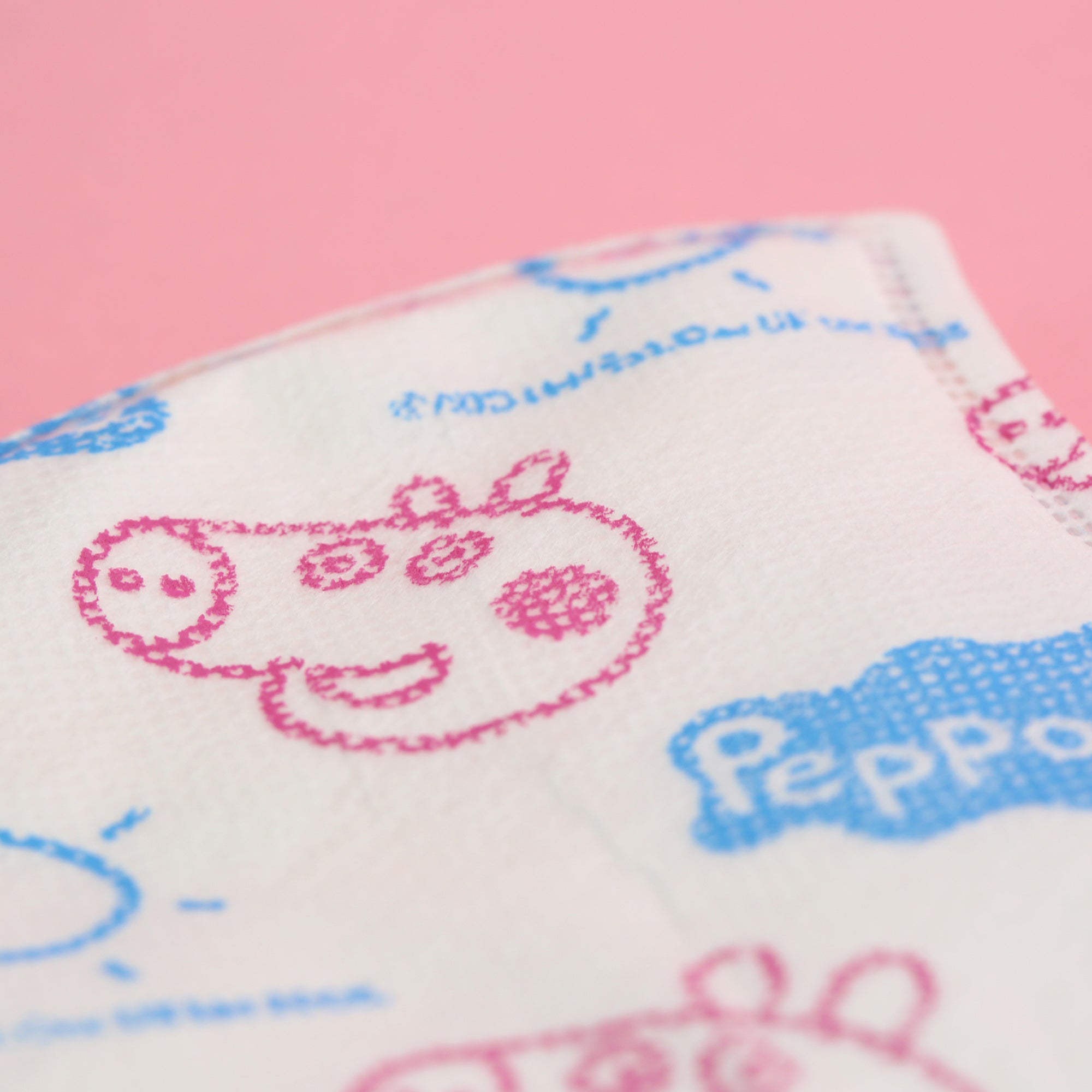 【台灣製】 Peppa Pig SDC™ 3D立體兒童裝(30片)| Peppa Pig SDC™ 3D Masks for Kid (30 pcs). Made in Taiwan