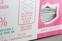 Classic Check HKMB | EN14683 Type IIR | ASTM Level 3 | VFE99 30pcs/box【Made in Hong Kong】