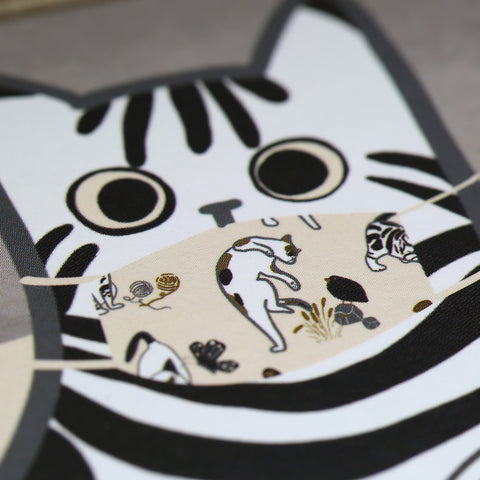 My Curious Catss Storewell STW Taiwan 25pcs CNS14774【MADE IN TAIWAN】