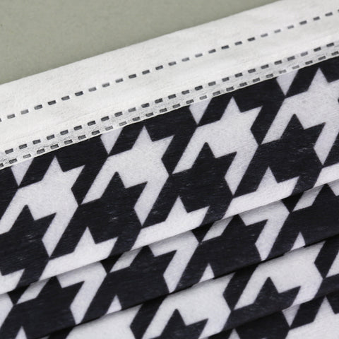 Houndstooth GYH Taiwan 30pcs CNS14774【MADE IN TAIWAN】
