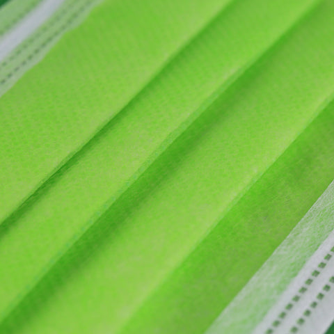 Lime Green FengHe Taiwan 50pcs | CNS14774 CNS14775【MADE IN TAIWAN】