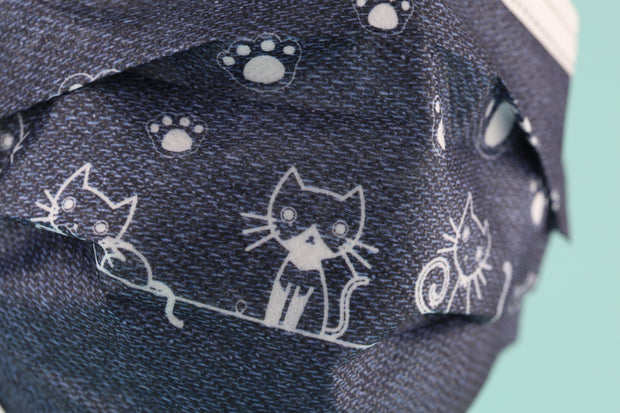 Denim Cats DRX Taiwan 30pcs CNS14774 | FDA【MADE IN TAIWAN】