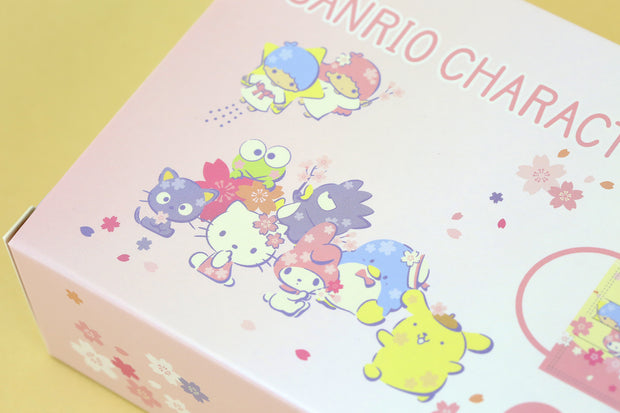 Sanrio 9 Characters Sakura Limited Edition Champ Taiwan 20/40pcs CNS14774【MADE IN TAIWAN】