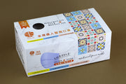 Vintage Check FengHe Taiwan 30pcs | CNS14774 CNS14775【MADE IN TAIWAN】