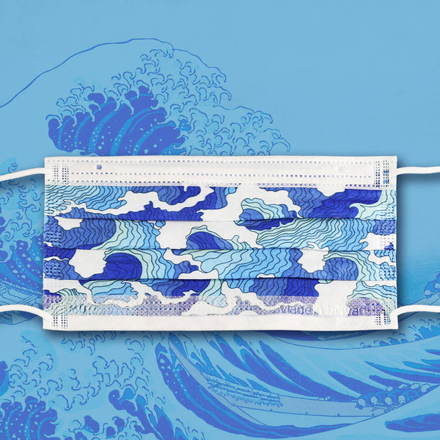 Great Wave FengHe Taiwan 30pcs | CNS14774 CNS14775【MADE IN TAIWAN】