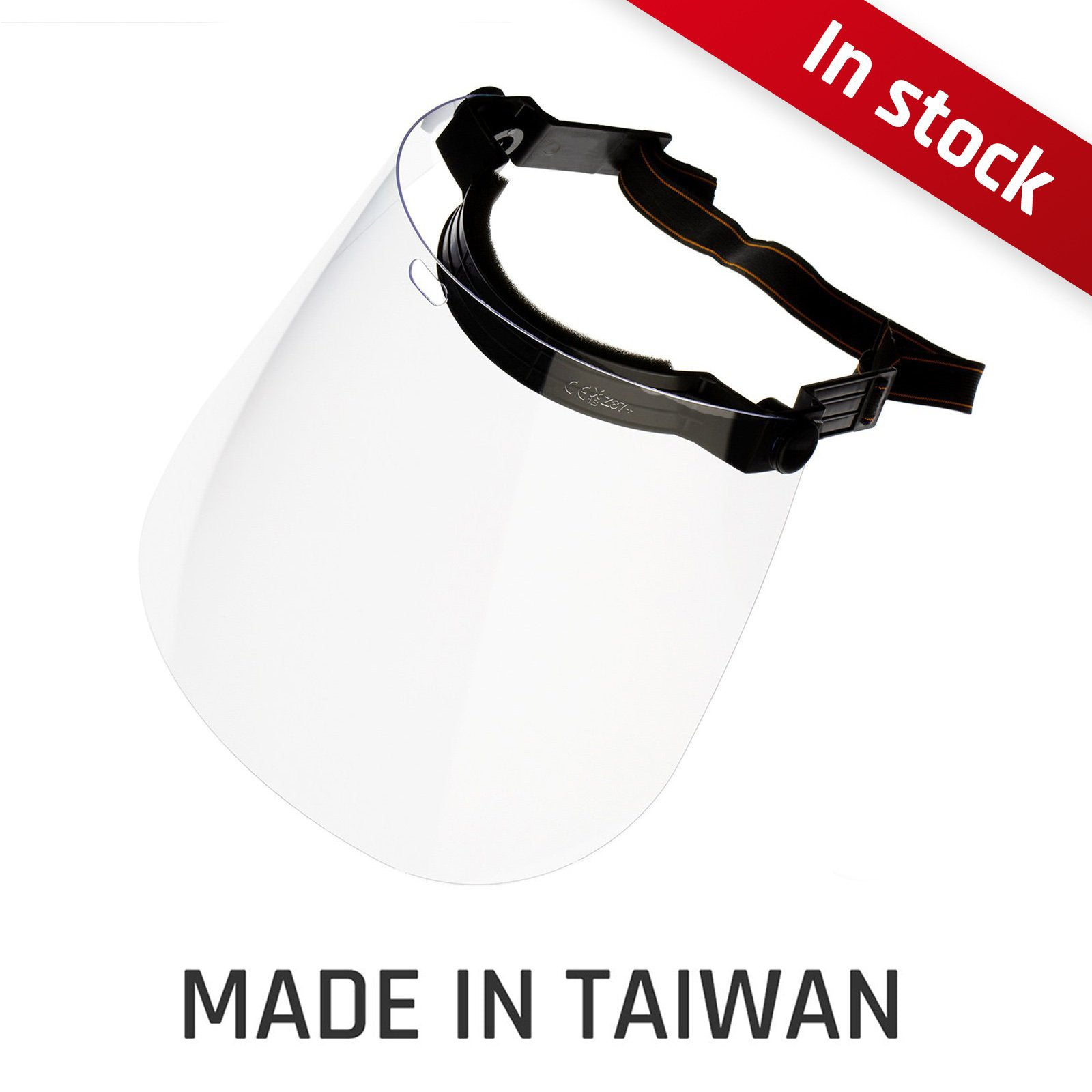 Protective Splash Face Shield P01 【 Made in Taiwan 】