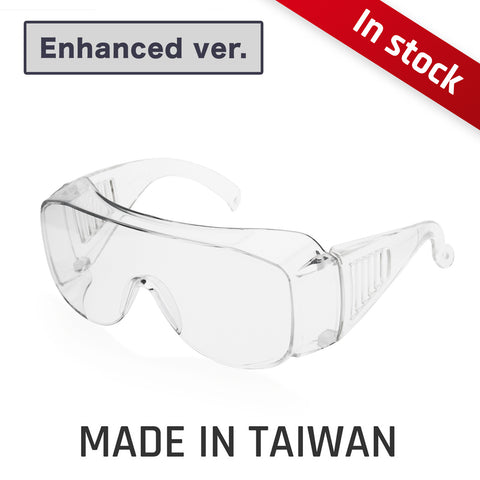 Protective Splash Eyewear L02【 Made in Taiwan 】