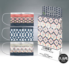 3 packs Disposable Clear Face Shield for kids JK1 【Made in Japan】