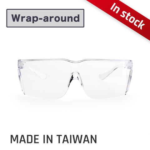 Enhanced Anti-fog Protective Splash Eyewear L04 【 Made in Taiwan 】