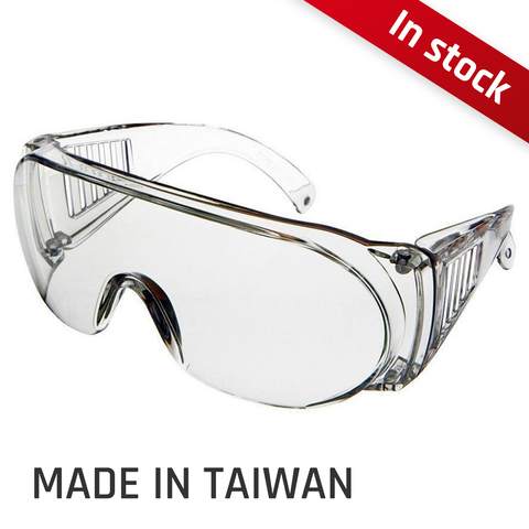 FusionLens™  Protective Splash Eyewear L01 【 Made in Taiwan 】