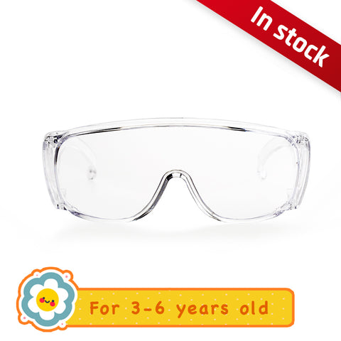 Protective Splash Anti-Fog Eyewear for kids KL01【 Made in Taiwan 】