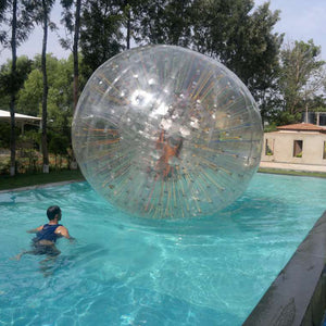 New Fun Inflatable Hamster Ball for Human on Water