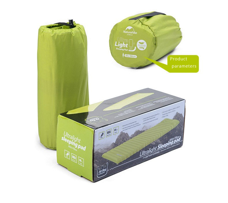 Ultralight Outdoor Air Mattress