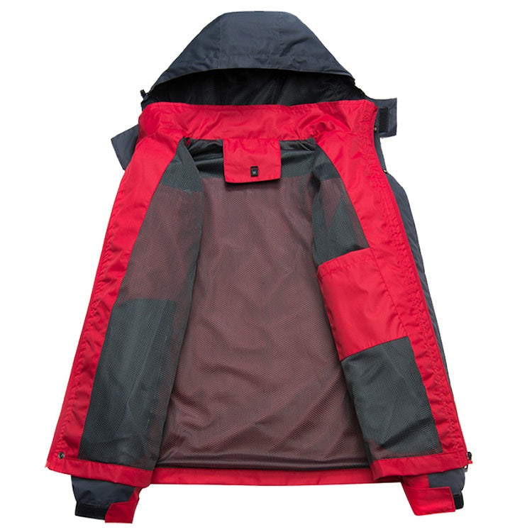 Men's Waterproof Winter Jacket
