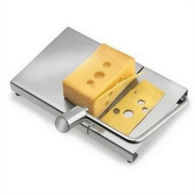 Stainless Steel Camping Cheese Slicer