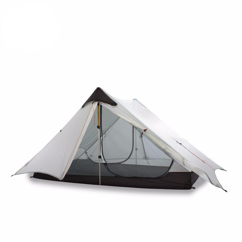 Ultralight Camping and Backpacking Tent - 1-2 Person