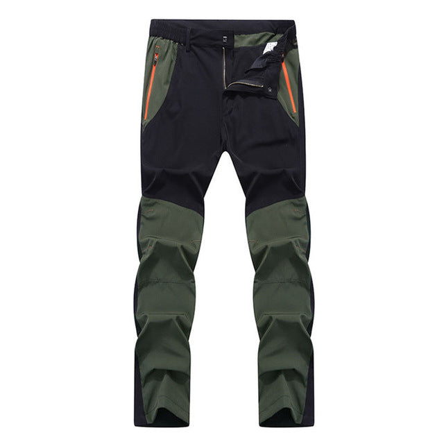 Mountainskin Men's Warm Weather Quick Dry Hiking Pants - Summer Hiking Pants