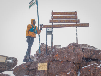 3 Moving Experiences of Summiting and Descending Mt. Kenya in Just 7 Hours